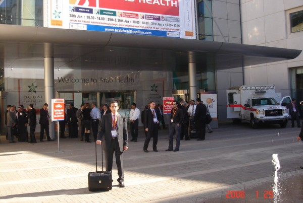 Arab Health, Dubai 21