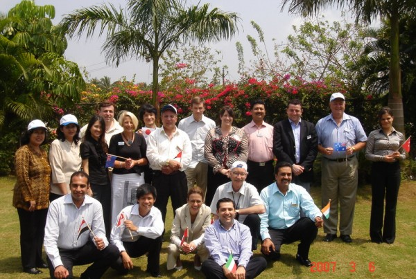Sigvaris Distributers meeting in India 5