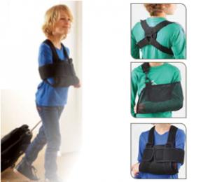 Shoulder immobilization 1