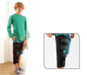 Universal Knee splint 1